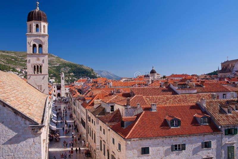Dubrovnik image libre de droits
