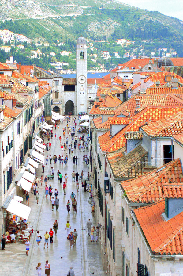 Free Dubrovnik Royalty Free Stock Photography - 2845137