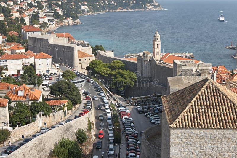 Dubrovnik lizenzfreies stockfoto