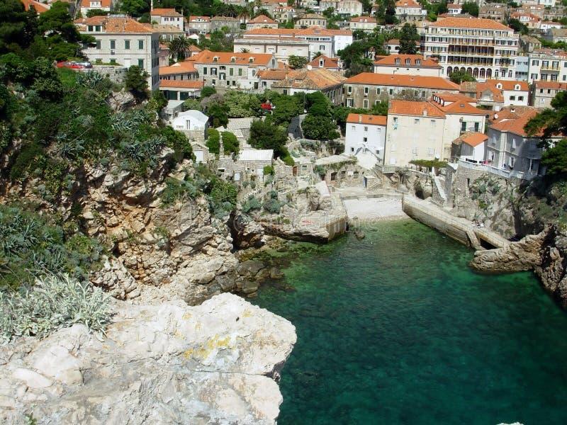 Dubrovnik imagem de stock