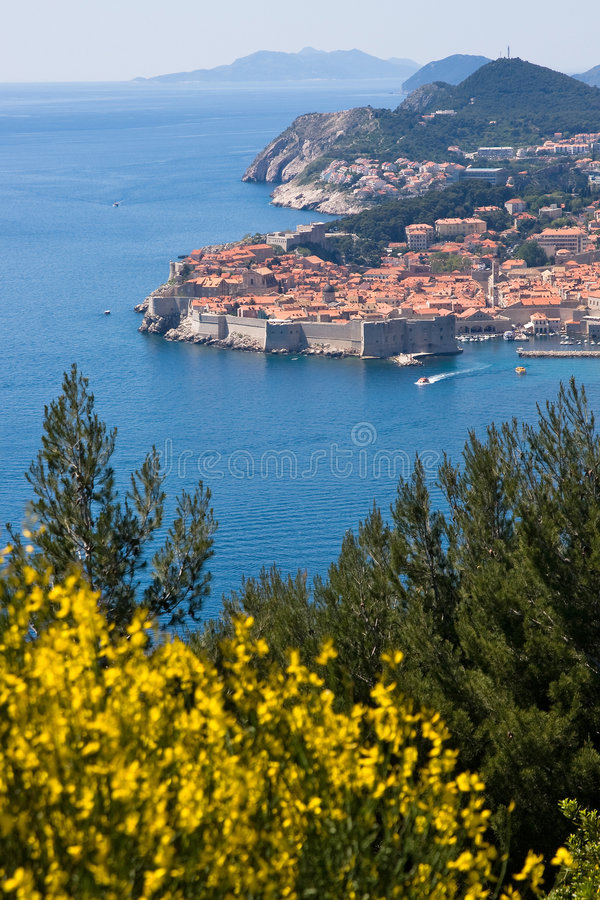 Dubrovnik imagem de stock royalty free