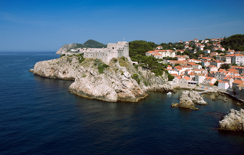 Download Dubrovnik stock photo. Image of blue, afternoon, calm - 6610356