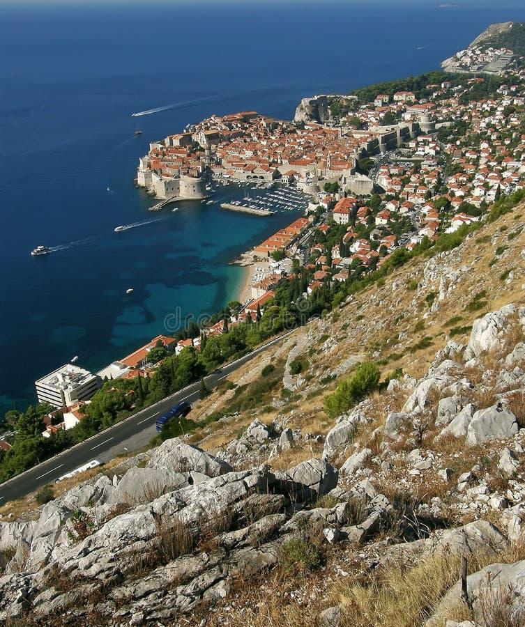 Dubrovnik - Croacia 6 fotografía de archivo