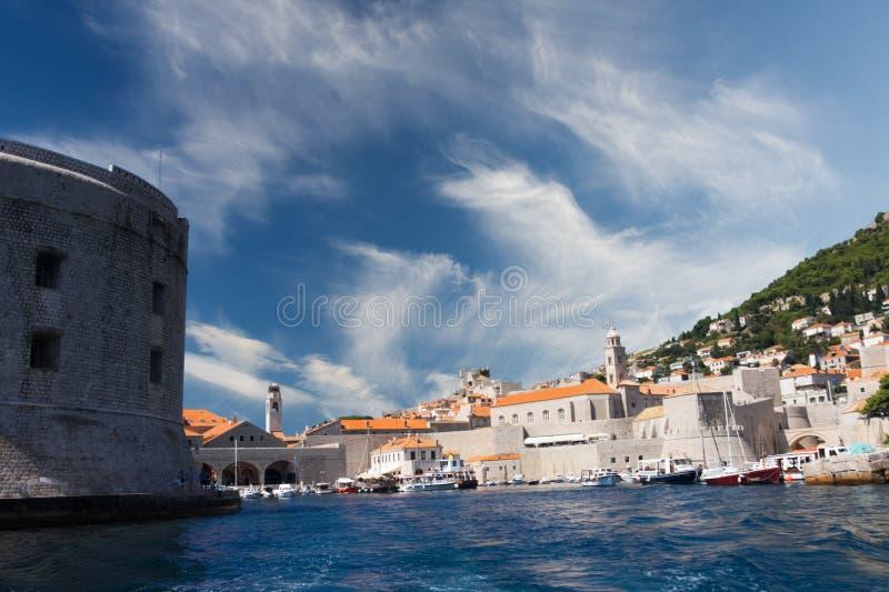 Dubrovnik, Croatia royalty free stock photography