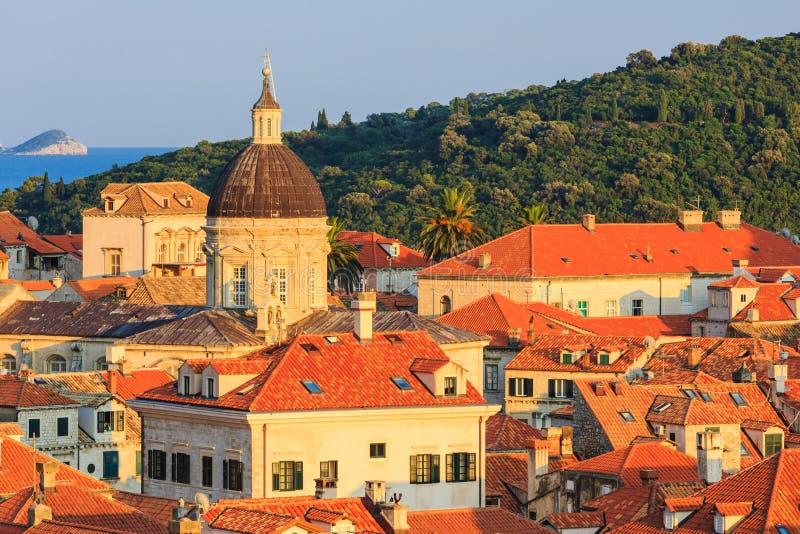 Dubrovnik, Croatia imágenes de archivo libres de regalías