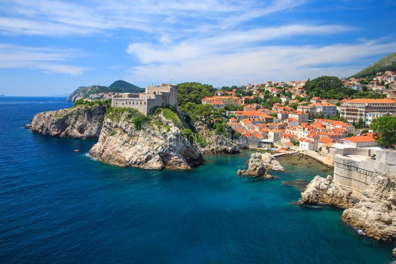 Dubrovnik, Croatia fotografia de stock royalty free
