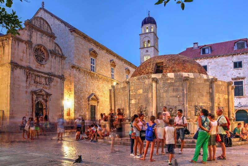 Dubrovnik, Croatia fotos de archivo