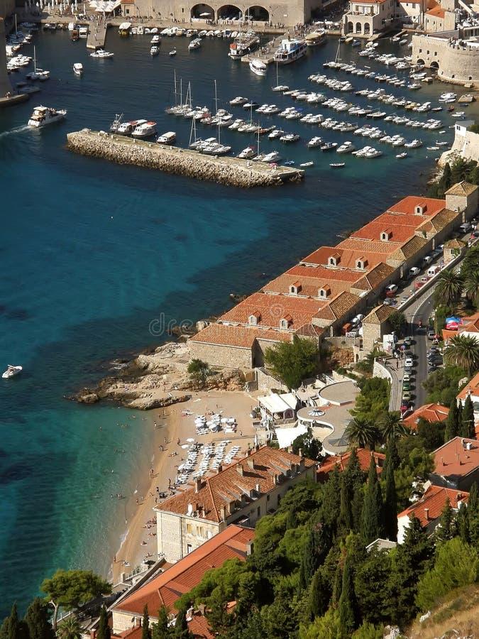 Dubrovnik - Croatia 7 royalty free stock image