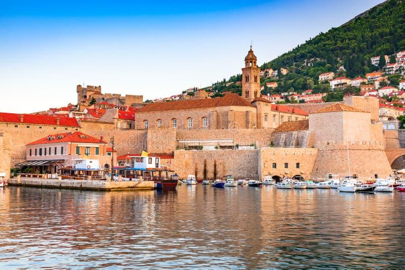 Dubrovnik, Croatia fotografía de archivo