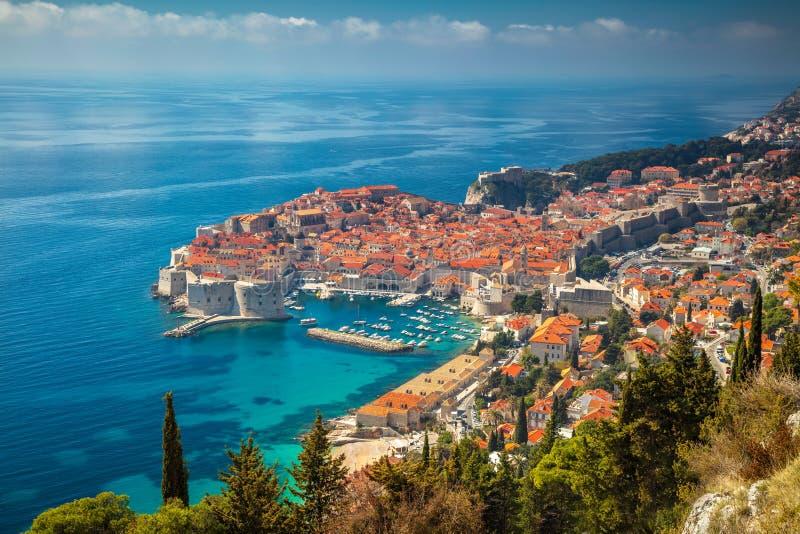 Dubrovnik, Croatia. royalty free stock photos
