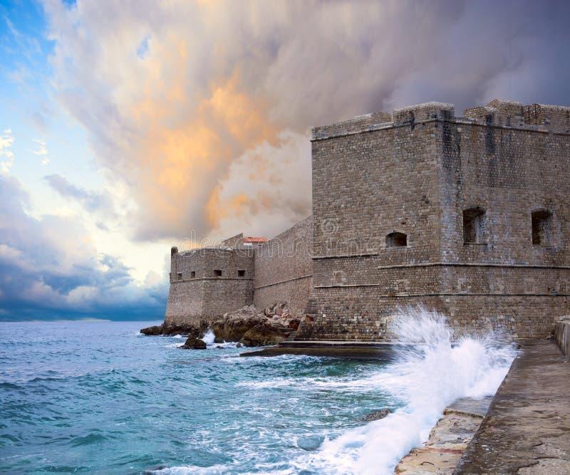Dubrovnik. Croatia royalty free stock photography