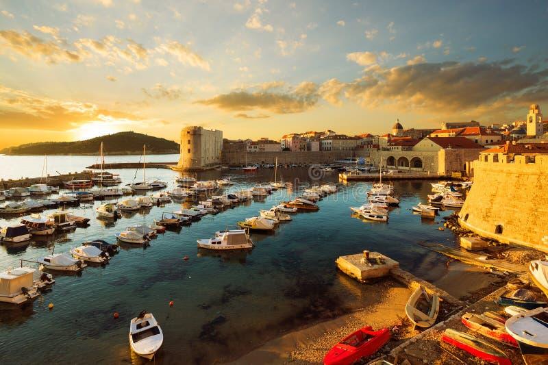 Dubrovnik. Croatia stock photography