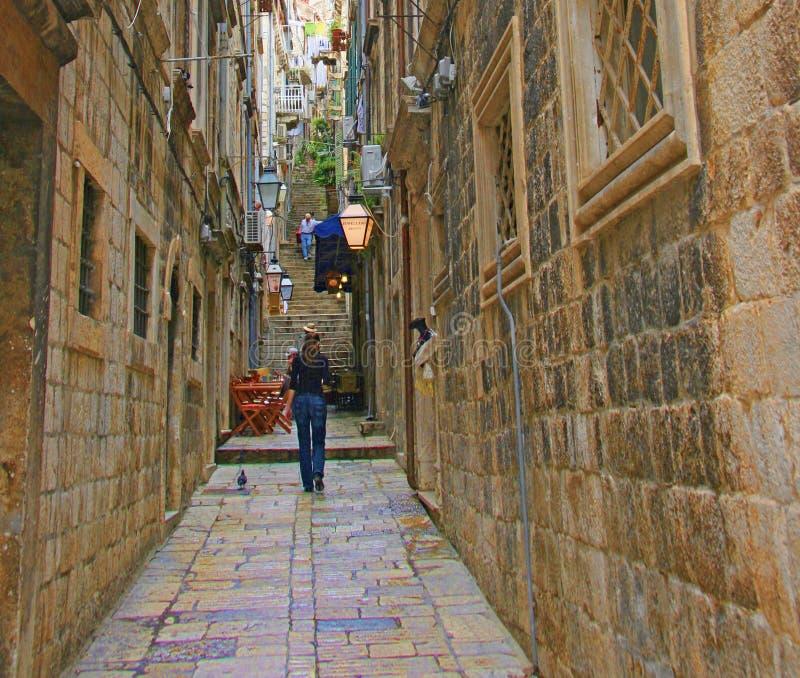 Dubrovnik Croatie images stock