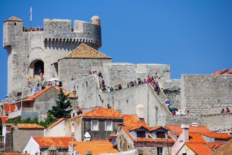 Dubrovnik Croatie photographie stock libre de droits