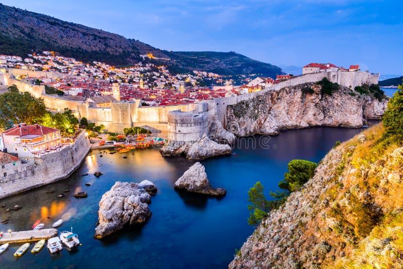 Dubrovnik, Croatie photographie stock libre de droits