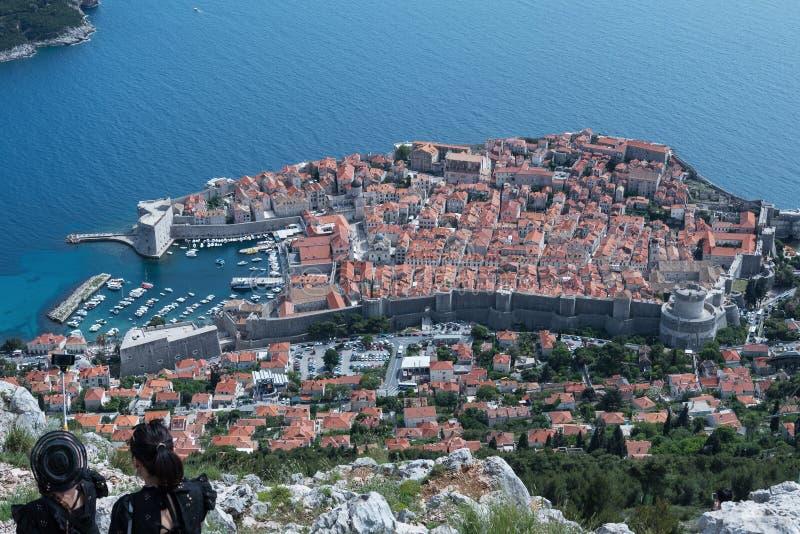 Dubrovnik, Croatie photo libre de droits
