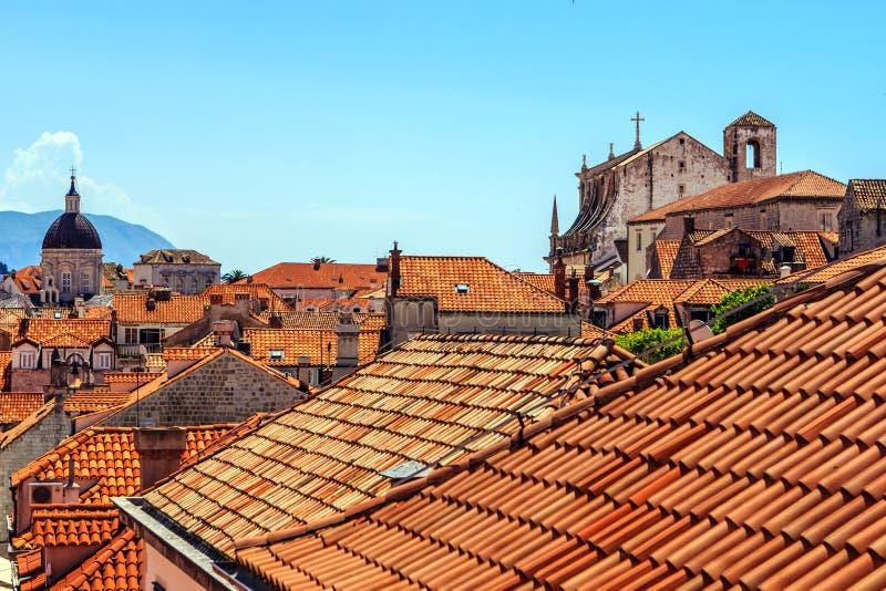 Dubrovnik, Dalmatie, Croatie photos stock