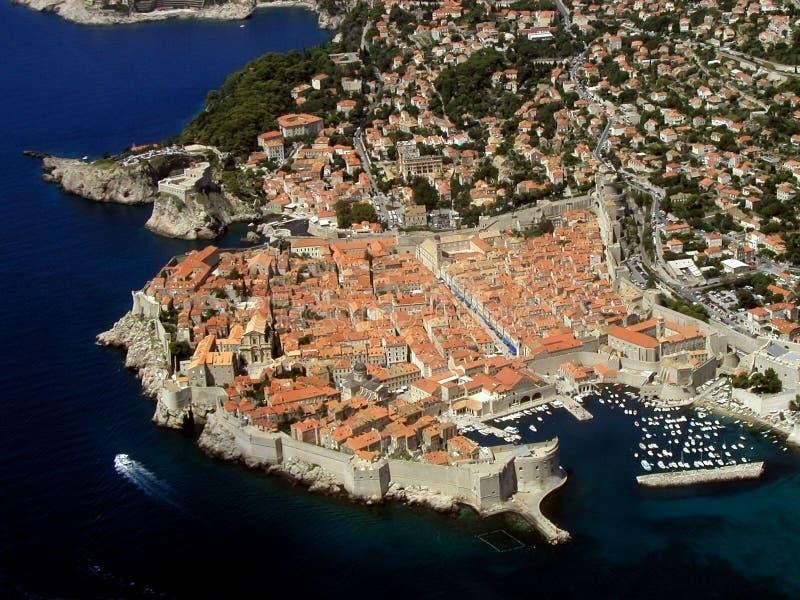 Dubrovnik - Kroatië royalty-vrije stock foto