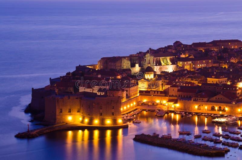 Dubrovnik, Kroatië stock fotografie