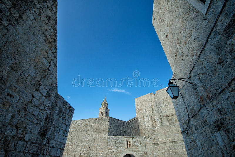 Dubrovnik Old City royalty free stock photo