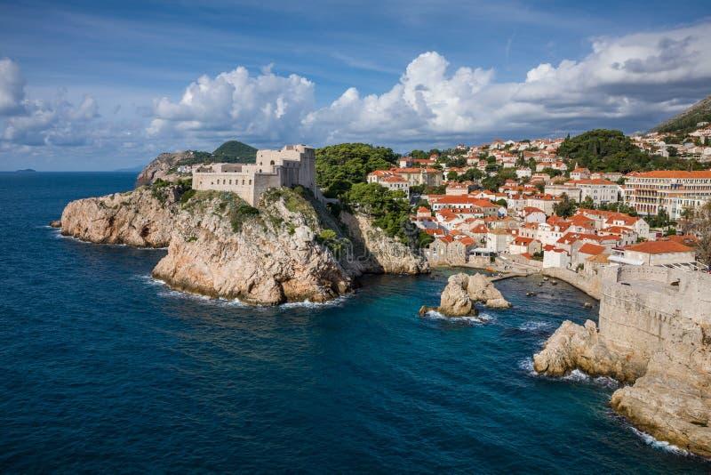 Download Dubrovnik old town stock photo. Image of dubrovnik, ragusa - 27513322