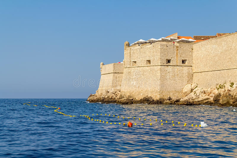 Download Dubrovnik old town stock photo. Image of residential - 28223810