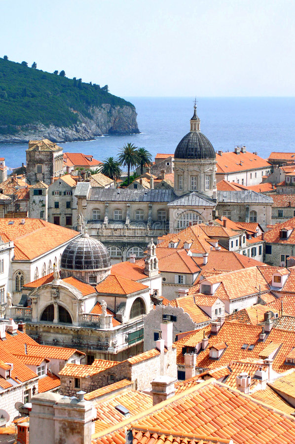 Free Dubrovnik Old Town Stock Photography - 2951212
