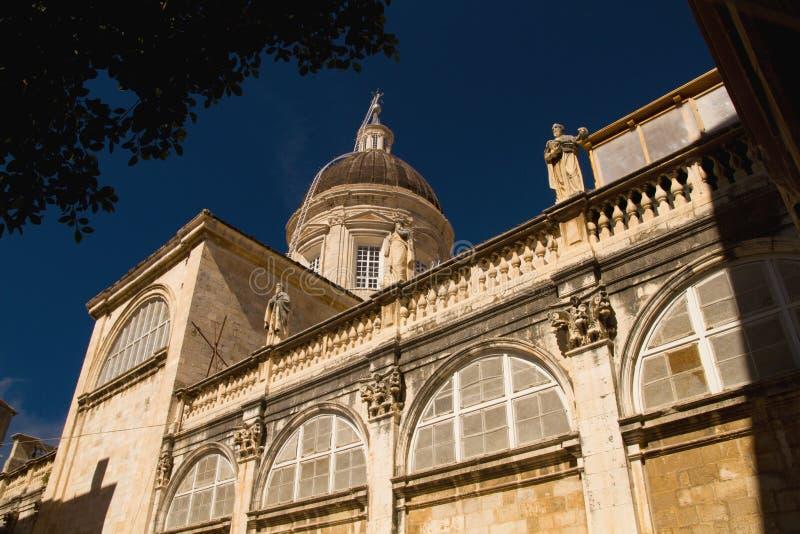 Dubrovnik - Perle der Adria lizenzfreie stockfotografie