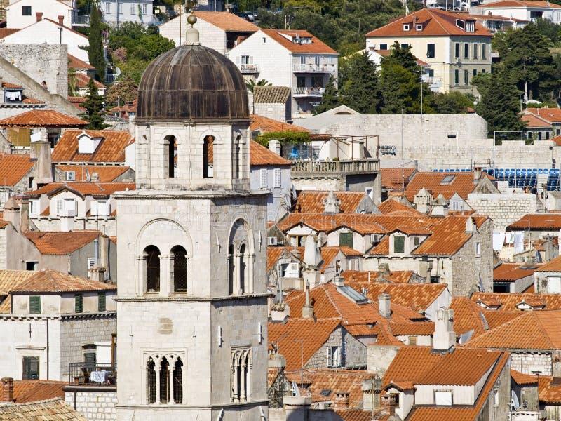 dubrovnik starego miasta. fotografia royalty free