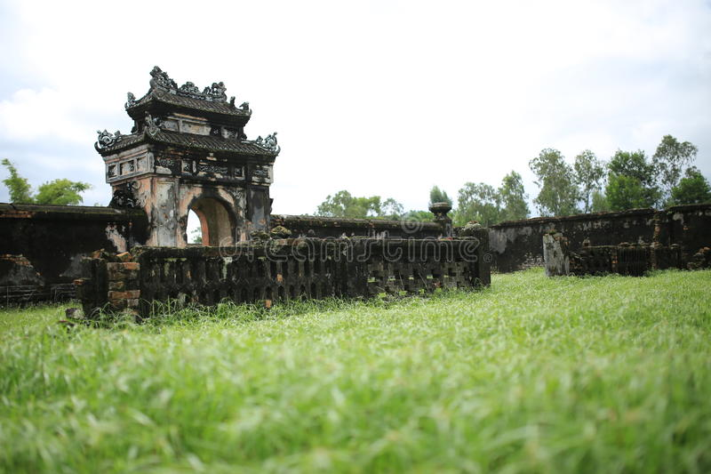 Duc Duc tom na matiz Vietnam fotos de stock