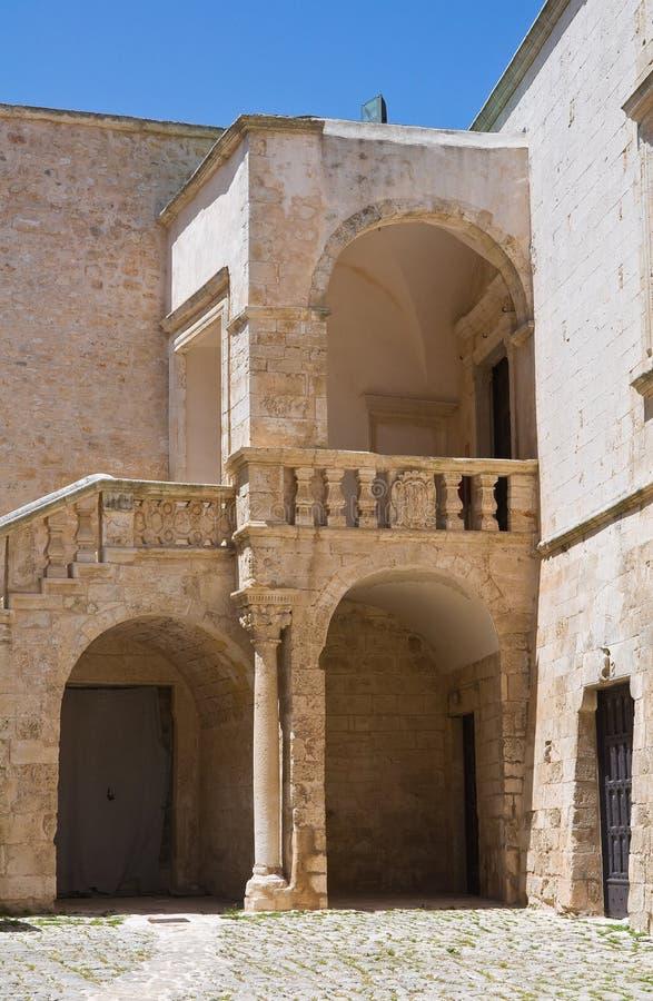 Download Ducal Castle. Ceglie Messapica. Puglia. Italy. Stock Image - Image: 31130889