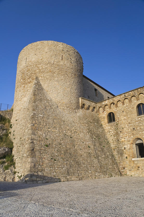 Download Ducal Palace. Bovino. Foggia. Apulia. Stock Image - Image: 15771745