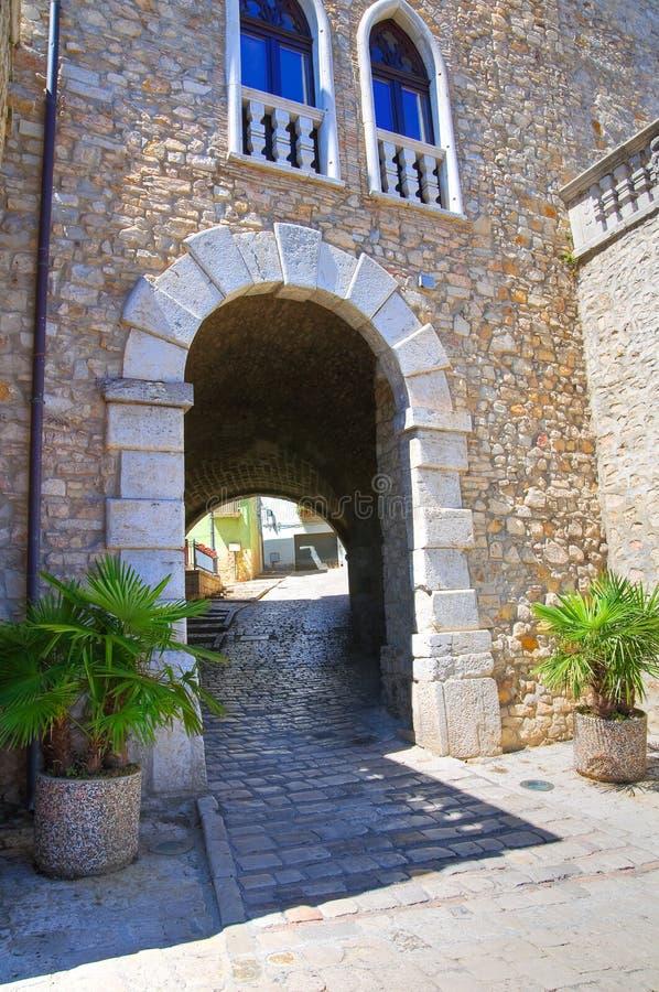 Download Ducal Palast Pietragalla Basilikata Italien Stockfoto - Bild von draußen, architectonic: 47100138