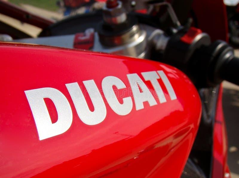 Ducati stock foto's
