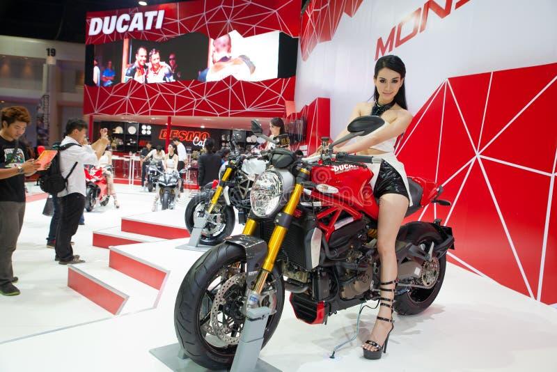 Ducati imágenes de archivo libres de regalías