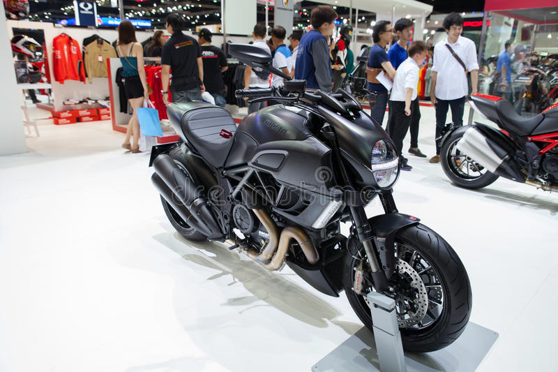 Ducati imagen de archivo libre de regalías