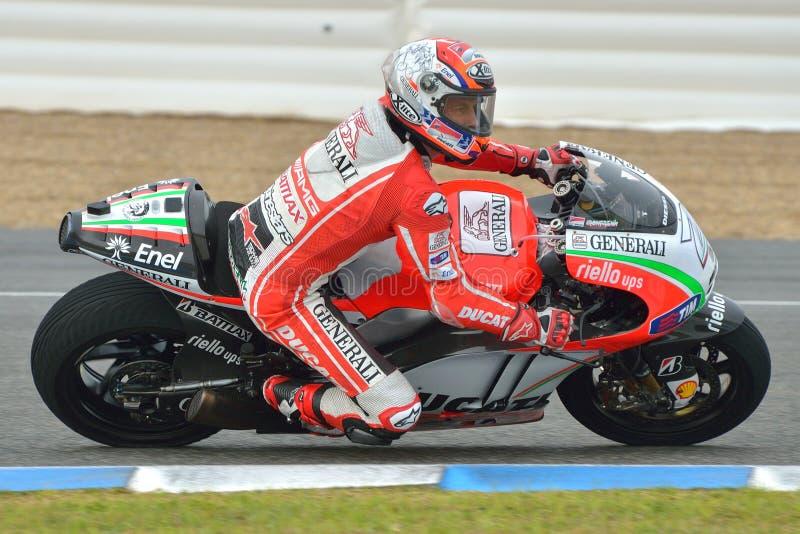 Download Ducati nº2 editorial photo. Image of circuit, championship - 24032651