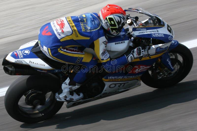 ducati smrz superbike στοκ φωτογραφία με δικαίωμα ελεύθερης χρήσης