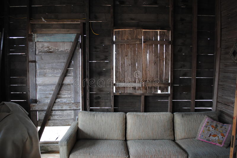 ducha miasteczko domowy żywy izbowy zdjęcie royalty free