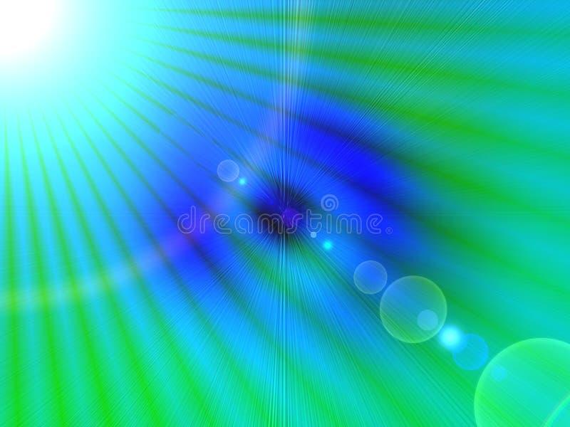 duchowi promieniowania zdjęcie royalty free