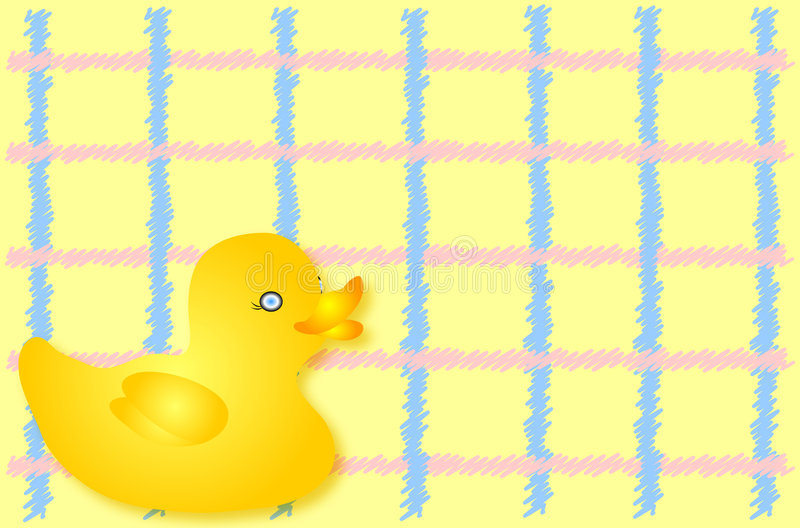 Download Duck Background stock illustration. Image of abstract - 1610535
