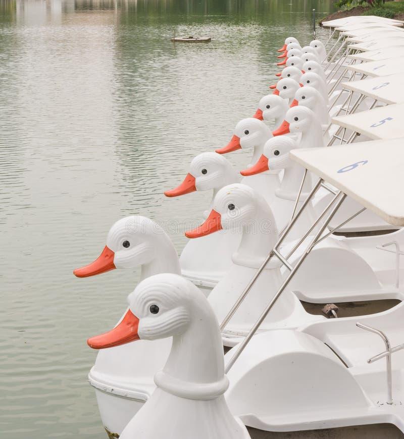 Duck Boat lizenzfreie stockfotografie