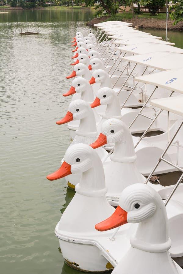 Duck Boat lizenzfreie stockbilder