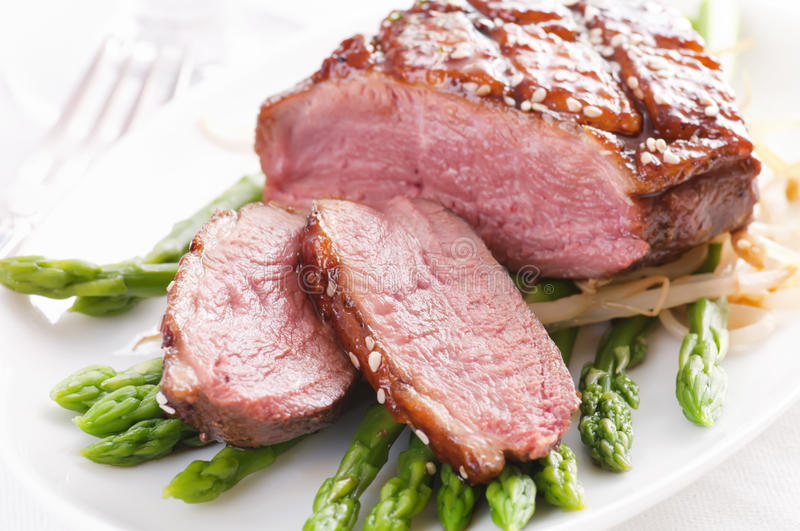 Download Duck breast stock photo. Image of duck, barbarie, cuisine - 19894652