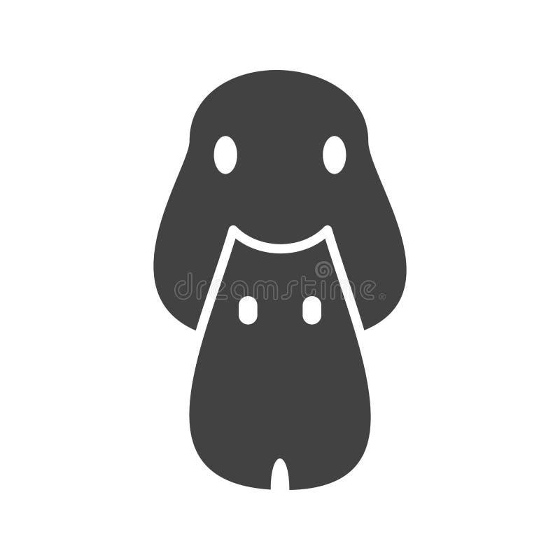 Duck Face vector illustratie