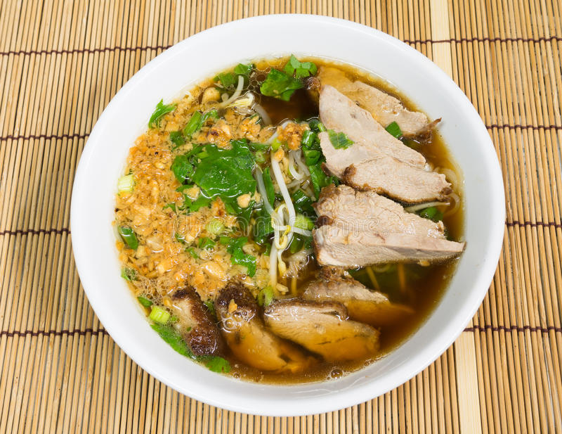 Download Duck noodle soup stock photo. Image of roasted, dinner - 33268086