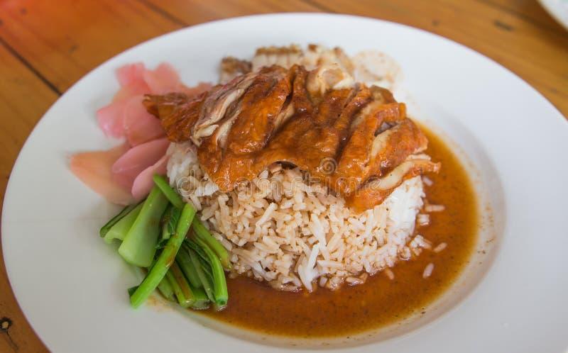 Duck Rice stock abbildung