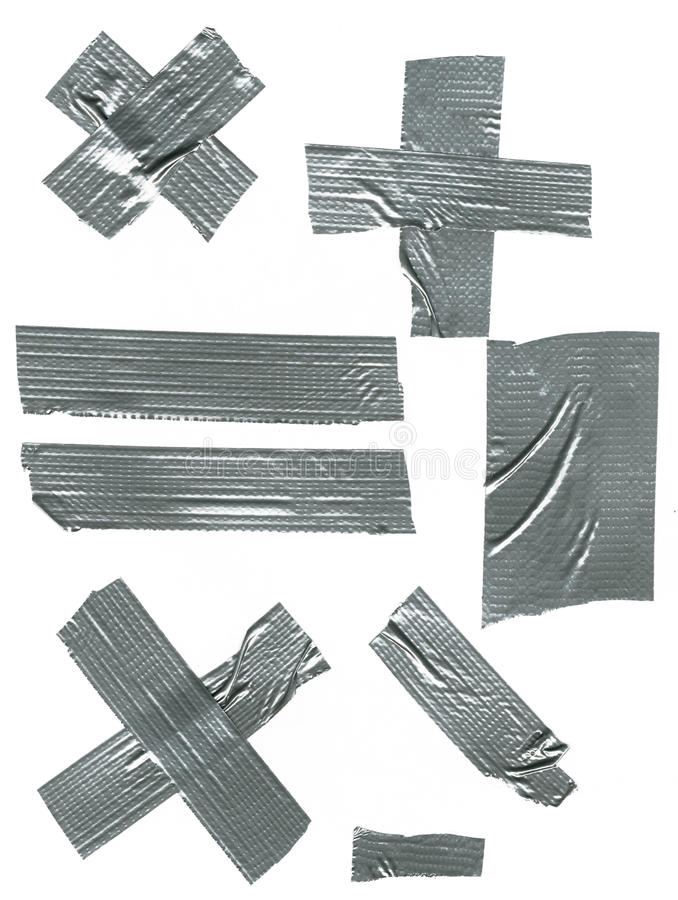 Download Duct tape stock illustration. Image of construction, adhesive - 14156935