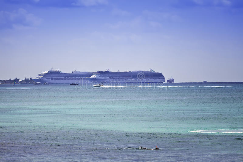 Grand Cayman fotografia stock