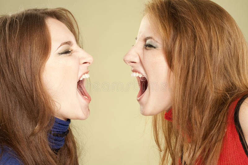 Due ragazze di grido